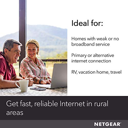 Image of NETGEAR 4G LTE Broadband Modem - Use LTE as Primary