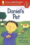 Daniel's Pet, Alma Flor Ada, 0152048650
