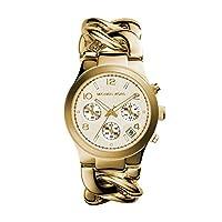 Reloj Michael Kors Runway en tono dorado para mujer MK3131