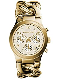 Women's Runway Gold-Tone Watch MK3131