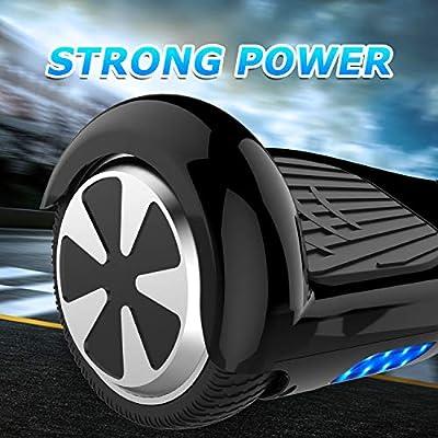 2WD Hoverboard 6.5 Pulgadas Monopatín Patinetes eléctricos ...