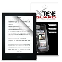 Premium XtremeGuard™ Screen Protector Cover for Kobo Aura H20 (Ultra Clear)