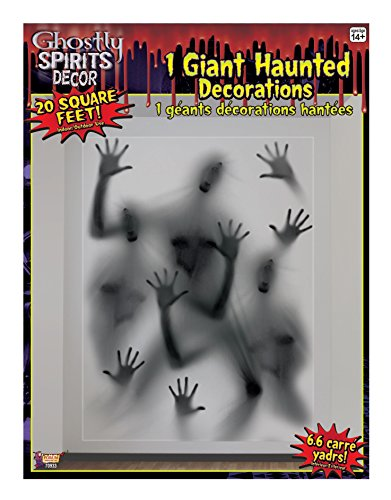 Forum Novelties Ghostly Spirits Jumbo Decor ()