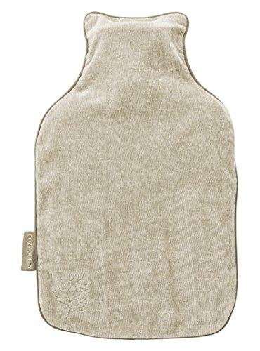 Upper Canada Soap Cozy Queen Hot Water Bottle, Cream