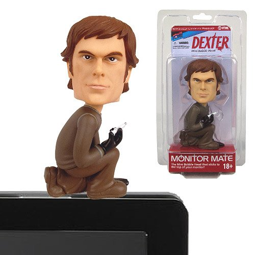Dexter Morgan Monitor Mate Bobble Head (Dexter Bobble Head)
