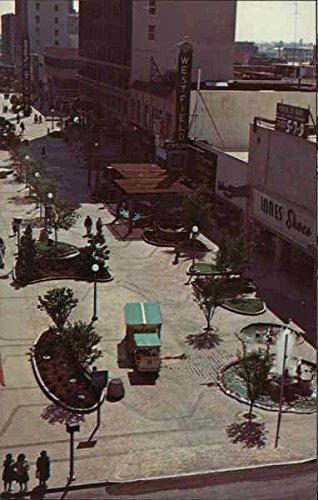 Fresno's Mall Fresno, California Original Vintage - Mall Fresno California