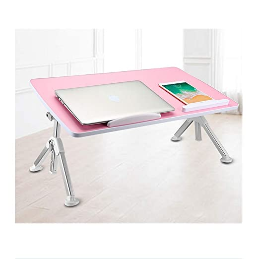NUODE-Table Mesa Plegable Ajustable Mesa de Oficina portátil ...
