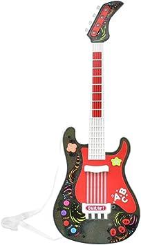 Gettesy Guitarra Electrica Niños Guitarra Infantil Juguete para los ...