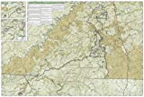 Big South Fork National River and Recreation Area (National Geographic Trails Illustrated Map)