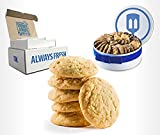 Gimmee Jimmy's Cookies| Fresh Baked Sugar Cookies- Comes in Multiple Sizes in a Beautiful Cookie Tin (1 Pound)