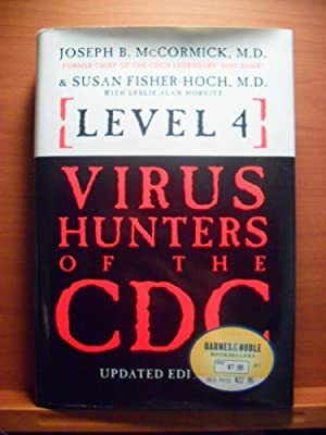 Level 4: Virus Hunters of the CDC from Barnes & Noble Books