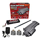 Redcat Racing Electric Starter Kit - Complete with Starter Gun, 2 Back Plates, Battery, Charger and Wand