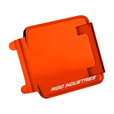 Rigid Industries 202053 Light Cover (D-Series, 3 Inch, Red, Universal): Automotive