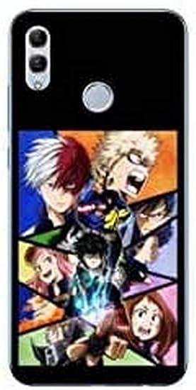 Coque pour Samsung Galaxy A20e Manga My Hero Academia Noir