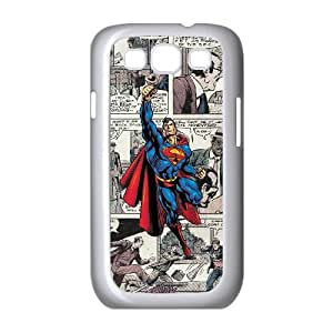 Samsung Galaxy S3 9300 Cell Phone Case White Marvel comic ZTZ Phone Case Customized Protective