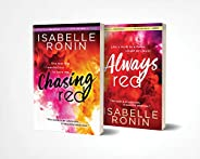 Chasing Red & Always Red Boxed