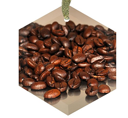 Home Accents Coffee Bean Spread - Crystal Christmas Ornament Beans Christmas Ornament