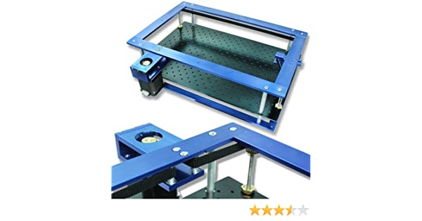 Amazon com: Power table/ bed kit for K40 small laser machine
