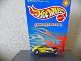 chuck e cheese hot wheels - Hot Wheels Sweet 16 II 2000 Chuck E. Cheese Exclusive Yellow W/5sp's