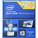 Intel Processor Xeon E5-2620 V3 LGA2011 2.4 15MB