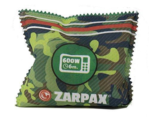 Zarpax LV2-G200 Reusable Outdoor Gear and Gun Safes Dehumidifier, Single by Zarpax