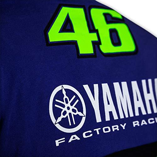 Master Lap Camiseta Mujer Valentino Rossi Yamaha 46