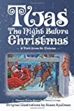 Twas the Night Before Christmas - a Visit from St. Nicholas, Clement C. Moore and Henry Livingston, 1479345024