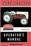 FORD 8N Operators Manual