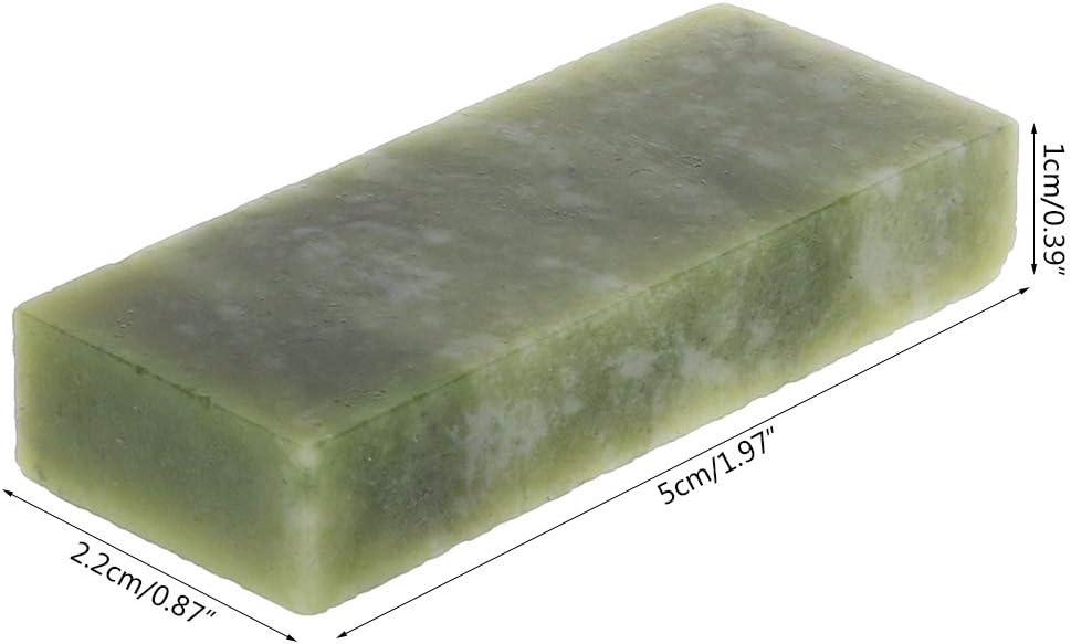 Yuaierchen 10000# Grit Natural Whetsone Afilador de piedra de afilar Piedra de afilar Piedra de afilar