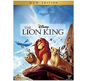 The Lion King (DVD, 2011) by does not apply