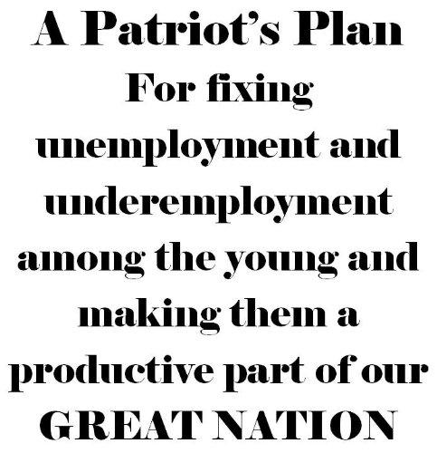 A Patriot's Plan