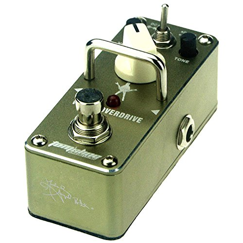 Tom'sline Engineering Vintage Overdrive Boost Pedal AGR3S by Michael Angelo Batio signature guitar effect pedal