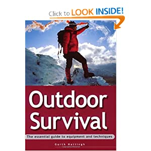 The Outdoor Survival Handbook Garth Hattingh