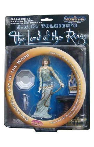 J.R.R TOLKIENS THE LORD OF THE RINGS GALADRIEL Middle Earth Toys