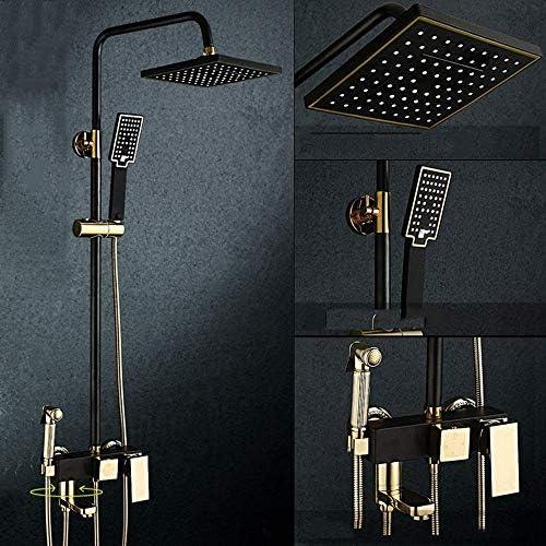 WXQ-XQ バルブ蛇口シャワートップは固定シャワーヘッドスプレーステンレス鋼混合シャワーセットシャワールームバスルームトイレホットとコールド
