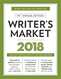 img - for Writer's Market 2018: The Most Trusted Guide to Getting Published book / textbook / text book