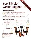 Your Private Guitar Teacher, Dale Schmidt, 1466224770