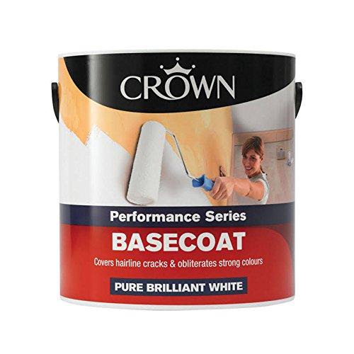 Crown Retail Basecoat PBW 2.5 L Crown Paints 5039498