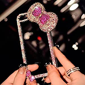 iPhone 6 Plus compatible Diamond Look Jewel Covered Cases