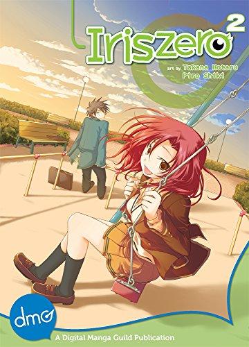 Iris Zero Vol. 2 (Shonen Manga)
