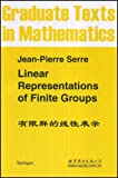 img - for Linear representation of a finite group(Chinese Edition) book / textbook / text book