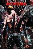 John Carpenter's Asylum Volume 1 by Bruce Jones (2014-11-04)