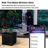 Hidden Cam Spy Camera - Alarm Clock FM Radio
