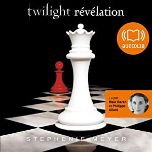 Révélation (Twilight 4) Audiobook