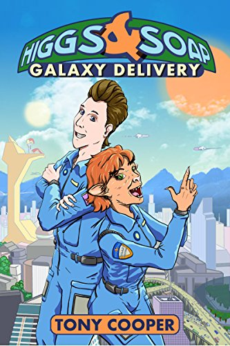 Higgs & Soap: Galaxy Delivery