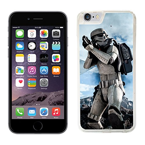 Star Wars Stormtrooper Schutzhülle für iPhone 6/6S Cover Hard Schutz (14) für Apple i Handy Force weckt