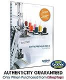Brother PR1050X Entrepreneur PRO X Play Book
