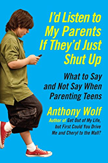 How to talk so teens will listen and listen so teens will talk id listen to my parents if theyd just shut up what fandeluxe Document