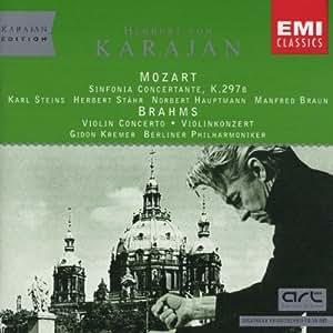 Karajan & Kremer Play Brahms: Karajan Edition