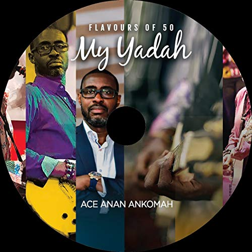 My Yadah - Flavours of 50